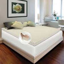 Bed Topper Comfort Loft 4 Inch Memory Foam Mattress Topper