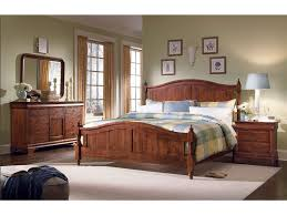 contemporary solid wood bedroom furniture red make over