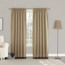 hanging pinch pleat curtains instructions grover pinch pleat curtain panel products pinterest pleated