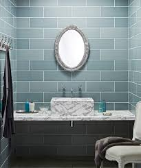 Bathroom Tiles Toronto - attingham seagrass tile topps tiles blue wave ceramic bathroom