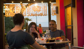 El Patio Houston by Taco Cabana Mexican Restaurant Tacos Burritos Bowls Mexican Rice