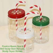 Plastic Candy Canes Wholesale 63 Best Plastic Mason Jars U0026 Colored Daisy Cut Jar Lids Images On