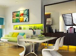 Lime Green Dining Room Turquoise And Lime Green Living Room Interior Decor Picture