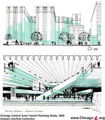Sears Tower Floor Plan Chicago U0027 U0027l U0027 U0027 Org Transit Plans Chicago Central Area Transit