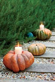Fall Outdoor Decorations by Outdoor Decorations For Fall Southern Living