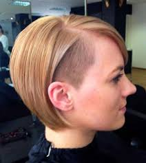 hair styles with both of sides shaved side shaved haircut with bob hairstyles ideas also super short