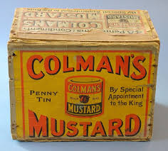 coleman s mustard the mustard revolution the of jeremiah colman shine
