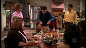 two and a half carves the turkey hd