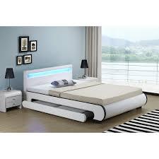 Schlafzimmer Betten Mit Bettkasten Polsterbett Bilbao Mit Bettkasten 140 X 200 Cm Weiß Juskys
