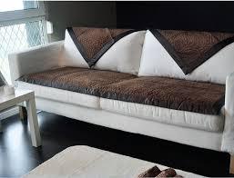 Sofa Slipcover Black Sofa Cover For Leather Sofas Centerfieldbar Com