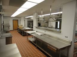 Cafeteria Kitchen Design Kolb Elementary Prepares For The First Day Of