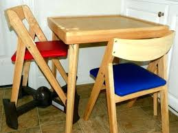 childrens wooden table and chairs comfortable kids folding table chairs set childrens plastic table and chairs