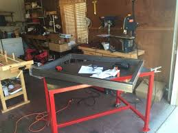 harbor freight welding table servicing and upgrading a harbor freight mini mill hackaday io