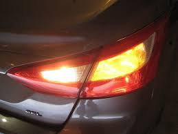 ford focus tail light bulb focus tail light bulbs replacement guide 051