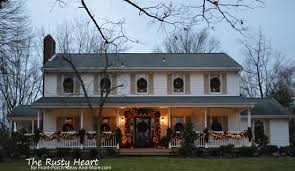 Christmas Decorations For Front Porch by Elegant Christmas Decorating Ideas For You