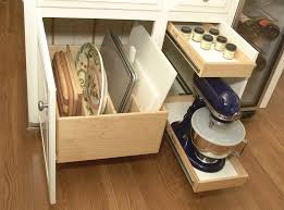 Kitchen Cabinet Organizer Ideas by Kitchen Cabinet Organizers Simple Brilliant Kitchen Cabinet