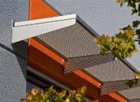 Architectural Metal Awnings Sunscreens Awnings Louvers And Grilles July U2026 Metal Architecture