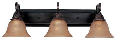 Venetian Bronze Bathroom Light Fixtures Rubbed Bronze Bathroom Vanity Lights Bath Lighting