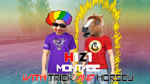 Challenge Trick2g Songs In Adventures W Trick2g Horsey2g H1z1 Montage