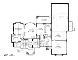 Ranch Style Floor Plans With Walkout Basement Bi Level Floor Plans With Attached Garage The In Law Apartment