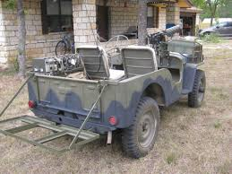 ww2 jeep willys jeep 6th airborne armoured reconnaissance regiment
