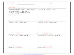 brilliant ideas of adding and subtracting scientific notation