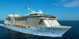 experiences never before seen at sea anthem of the seas royal