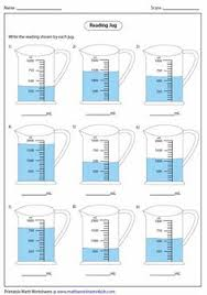 reading a measuring scale to 1000ml click to download math