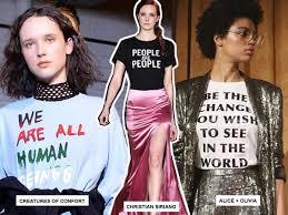 Super Camisetas statement, com frases de cunho político, são destaque  &QC03