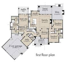 craftsman style house plan 3 beds 3 00 baths 2397 sq ft plan