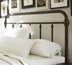 Iron Frame Beds Coleman Bed Pottery Barn