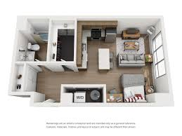 floor palns professional apartment floorplans everly on the loop