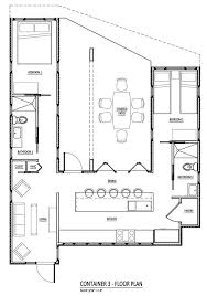 railroad containers for housing floor plans container house