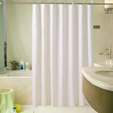 2017 bath shower curtain water and mildew resistant bath peva