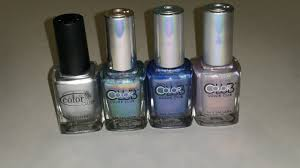 color club holo polish can it be used in nail stamping youtube