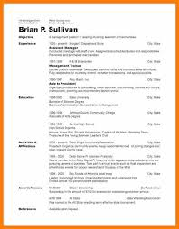 Sephora Resume 3 Chronological Resume Example Sephora Resume