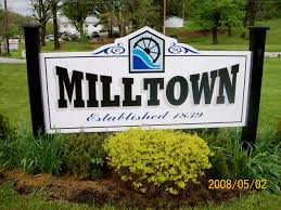 town of milltown indiana sister city