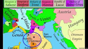 Renaissance Italy Map by Venetian Art An Introduction Article Khan Academy