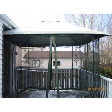 gazebo 8x8 zellers gazebo replacement canopy 8 x8 garden winds canada