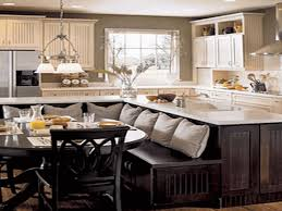 Kitchen L Shaped Dining Table Kitchen Island Designs Pictures Hanging Open Shelves Light Wooden