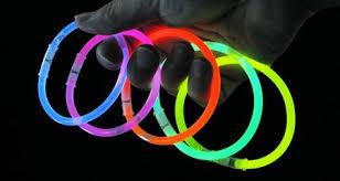 glow bracelets 8 standard glow bracelets assorted colors glow party neon