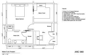 Modern Master Bedroom Floor Plans House Plan W3859 Detail From Drummondhouseplanscom Double Master