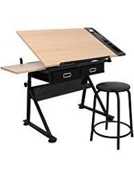Folding Drafting Table Drafting Tables Amazon Com