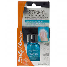 sally hansen natural nail growth revitalizer reviews glamour