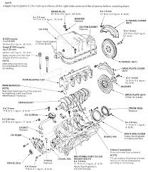 repair guides engine mechanical crankshaft and main bearings