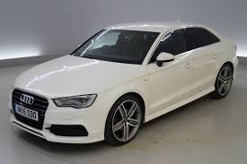 used audi a3 s line for sale motors co uk