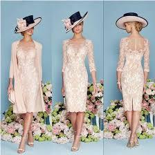 dress and jacket for wedding light pink lace of the chiffon jacket wedding