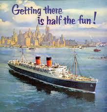Queen Elizabeth Ii Ship by History Of The Cunard Line Michael L Grace U0027s Cruising The Past