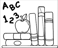apple coloring pages back to coloringstar