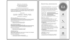 Stand Out Resume Examples by Introducing Graphic Resumes That Make You Stand Out